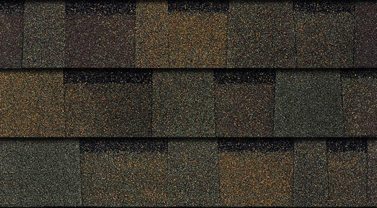 TruDefinition™ Duration® Shingle Teak