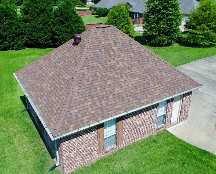 Oakridge Artisan Age Cedar House 2