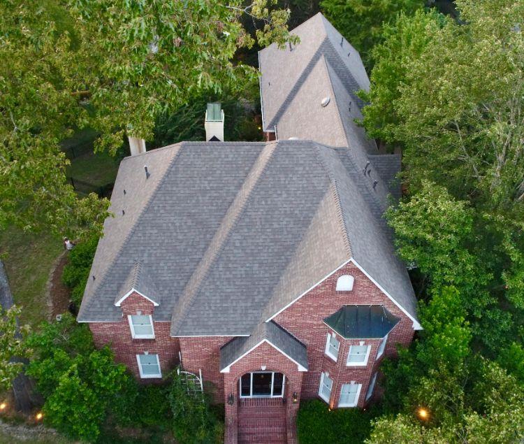 Oakridge Driftwood House