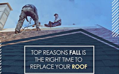 5 Tips To The Perfect Time To Change Your Roof