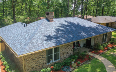 New Roof Adds Curb Appeal