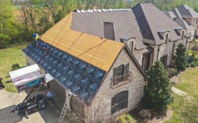 Awarded Best Contractor; Best Roofer/Roofing Company by Jackson Free Press