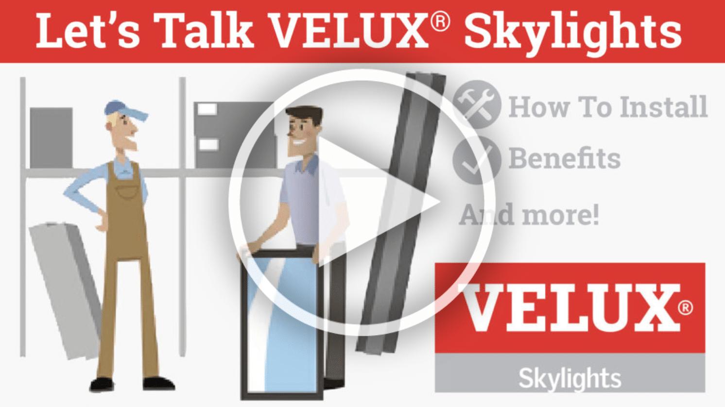 Velux-skylights-&-roof-windows