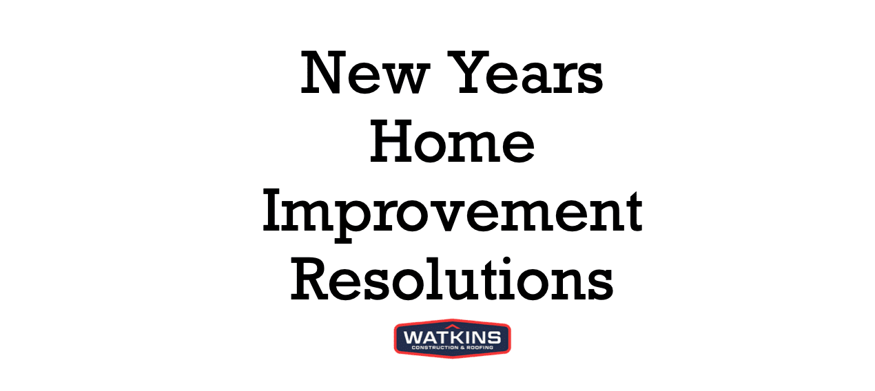 7 New Year's Home Improvement Resolutions to Make in 2021