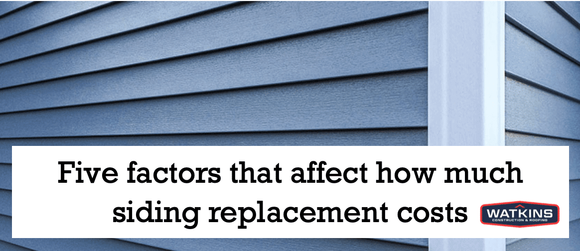 How Much Does It Cost to Put New Siding on Your House?